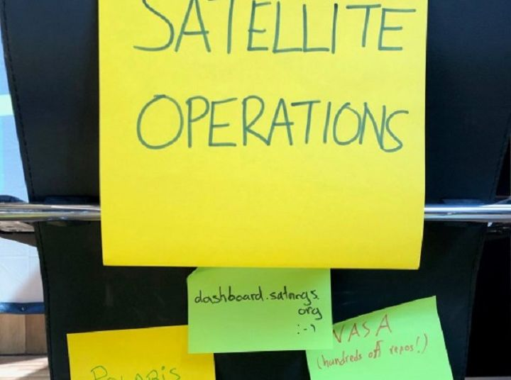 Open Source Satellite Programme roundtable at OSCW2019